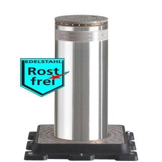 Pillar B 275/600 LI SD Edelstahl -  Ausfahrhöhe 600mm