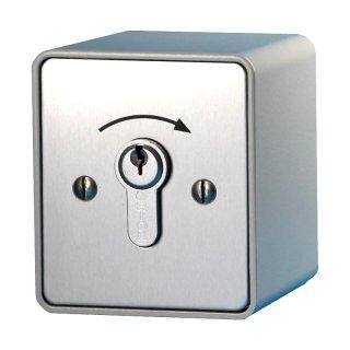 """Schlüsselschalter AP 1 Schliesser, """"Tastend"""""""