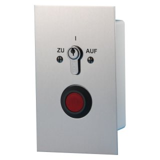 Schlüsselschalter UP Zu/Auf/Stop, Zylinder