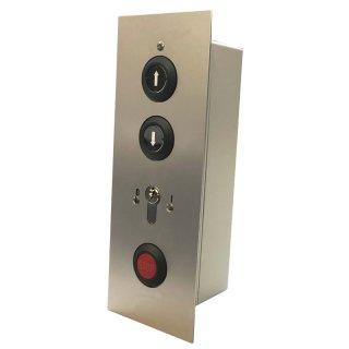 Schlüsselschalter UP Zu/Auf, Zylinder